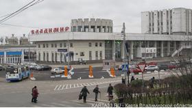Железнодорожный вокзал Владимир фото - 1