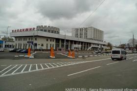 Железнодорожный вокзал Владимир фото - 2