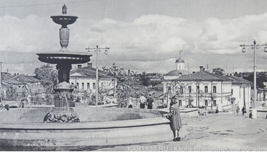 Комсомольский сквер фото - 6