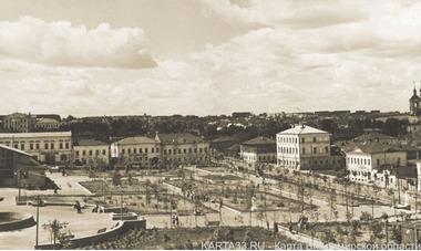 Комсомольский сквер фото - 7