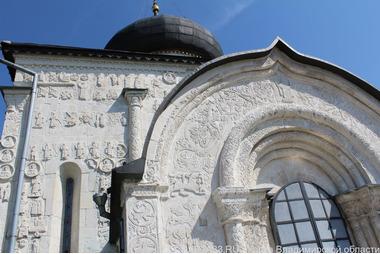 Георгиевский собор Юрьева-Польского фото - 2