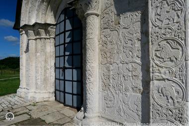 Георгиевский собор Юрьева-Польского фото - 3