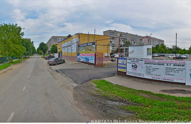 Автомобильная парковка в центре фото - 1