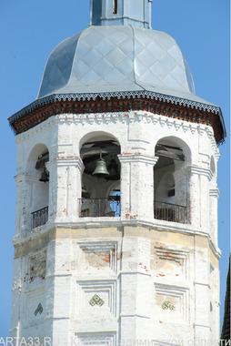Воскресенская церковь в Суздале фото - 4