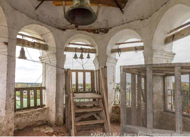 Воскресенская церковь в Суздале фото - 5