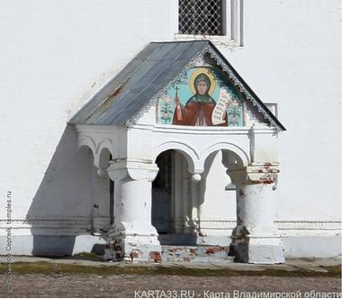 Воскресенская церковь в Суздале фото - 6