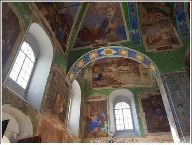 Воскресенская церковь в Суздале фото - 7