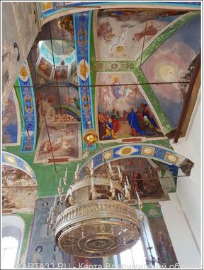 Воскресенская церковь в Суздале фото - 8