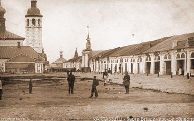 Воскресенская церковь в Суздале фото - 9