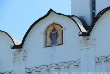 Воскресенская церковь в Суздале фото - 10